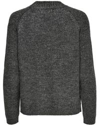 ONLY - Strickpullover - Lyst