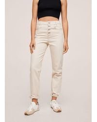 Mango - Jeans 'celia-i' - Lyst