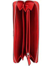Calvin Klein Geldbörse - Rot