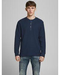 Jack & Jones Shirt - Blau