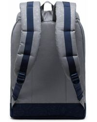 Herschel Supply Co. Rucksack 'Retreat Classics' - Grau