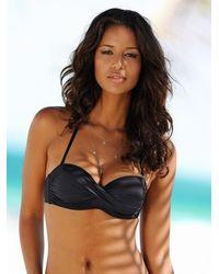 Lascana Bikini-Top 'Sofia' - Schwarz