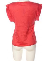 Pinko Print-Shirt - Rot