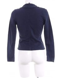 S.oliver Sweatblazer - Blau