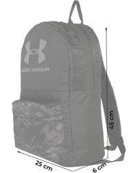 Under Armour Rucksack 'UA Loudon Backpack' - Schwarz
