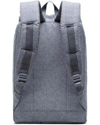 Herschel Supply Co. Retreat Light Rucksack - Grau