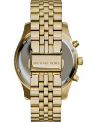 Michael Kors Chronograph 'MK8286' - Mettallic
