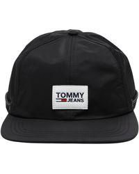Tommy Hilfiger Cap - Schwarz