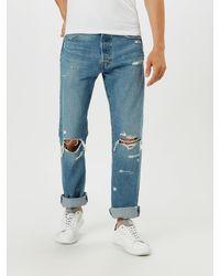 Levi's Jeans '501® '93 STRAIGHT' - Blau
