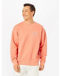 Levi's Sweatshirt 'Relaxed T2 Graphic' - Orange
