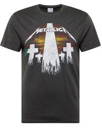 Amplified T-Shirt 'METALLICA MASTER OF PUPPETS REVAMP' - Schwarz