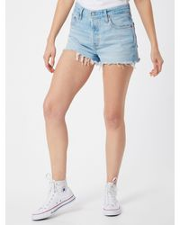 Levi's Shorts '501®' - Blau