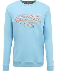 Hi-Tec Sweatshirt 'PINSKI' - Blau