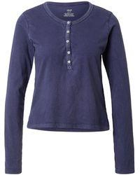 American Eagle Shirt - Blau