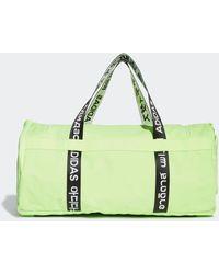 adidas Originals Sporttasche '4ATHLTS Duffelbag M' - Grün