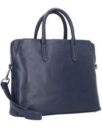 Bree Handtasche 'Chicago' - Blau