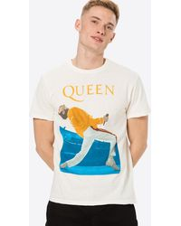 Amplified Shirt 'QUEEN TRIANGLE' - Mehrfarbig