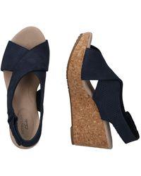 Clarks Sandale - Mehrfarbig