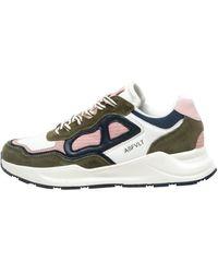 ASFVLT Sneakers Sneaker 'CONCRETE' mischfarben - Mehrfarbig