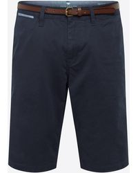Tom Tailor Shorts - Blau