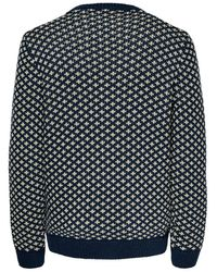 Only & Sons Strickpullover - Mehrfarbig