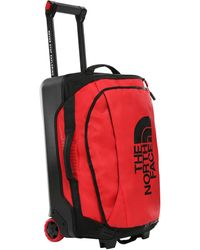 The North Face Trolley 'Rolling Thunder 22' - Rot