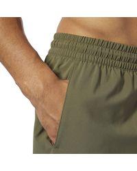 Reebok Shorts - Grün