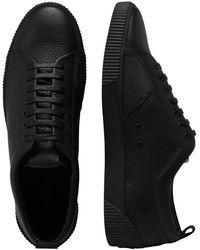 HUGO Sneaker 'Zero Tenn' - Schwarz