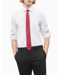 Calvin Klein Krawatte - Rot