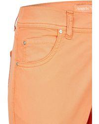 ANGELS Jeans 'Ornella' - Orange