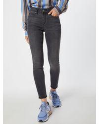 Gap - Jeans 'SOFT CURVY TR SKINNY BLK KNIGHT' - Lyst