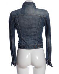 H&M Jeansjacke - Blau