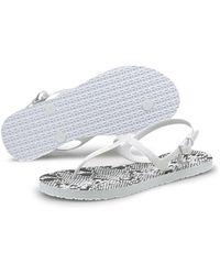 PUMA Sandale - Weiß