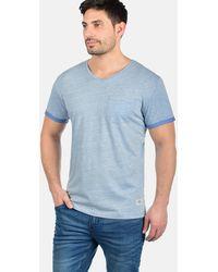 Redefined Rebel - V-Shirt 'Moses' - Lyst