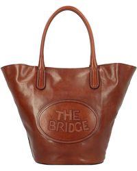 The Bridge Shopper 'penelope ' - Braun