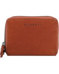 Burkely Portemonnaie 'Antique Avery' - Braun