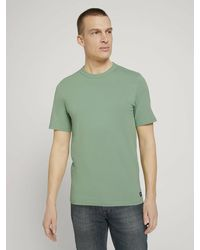 Tom Tailor - T-Shirt - Lyst