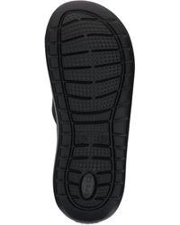 Crocs™ Pantolette 'Literide Slide' - Schwarz