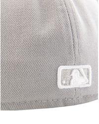 KTZ Cap '59FIFTY MLB Basic Los Angeles' - Grau