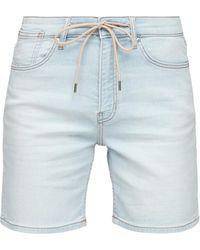 S.oliver Shorts - Blau