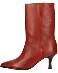 Bronx Stiefel - Rot