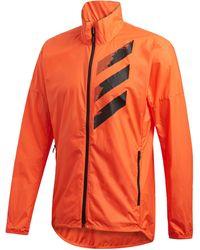 adidas Originals Jacke - Orange