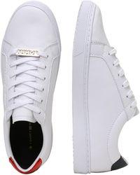Tommy Hilfiger Sneaker 'Essential' - Weiß