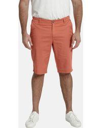 Charles Colby Bermudas »BARON AIDEN« - Orange