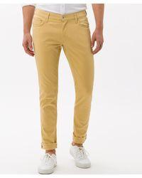 Brax Jeans 'Chuck' - Gelb