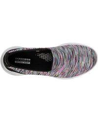 Skechers Slip-On 'Go Walk 5 - Fantastic' - Mehrfarbig