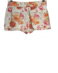 Zara Hot Pants - Pink