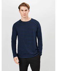 Nudie Jeans - Shirt 'Otto Breton' - Lyst