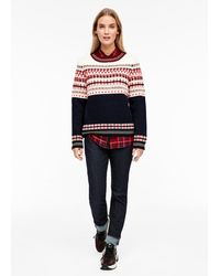 S.oliver - Pullover - Lyst