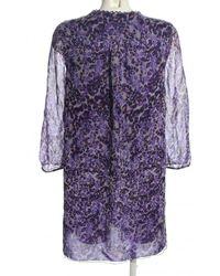 Diane von Furstenberg - Blusenkleid - Lyst